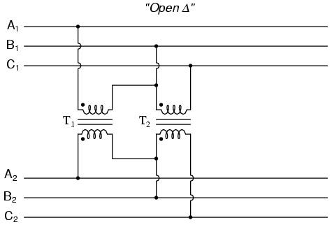 Transformer banks Open_d10