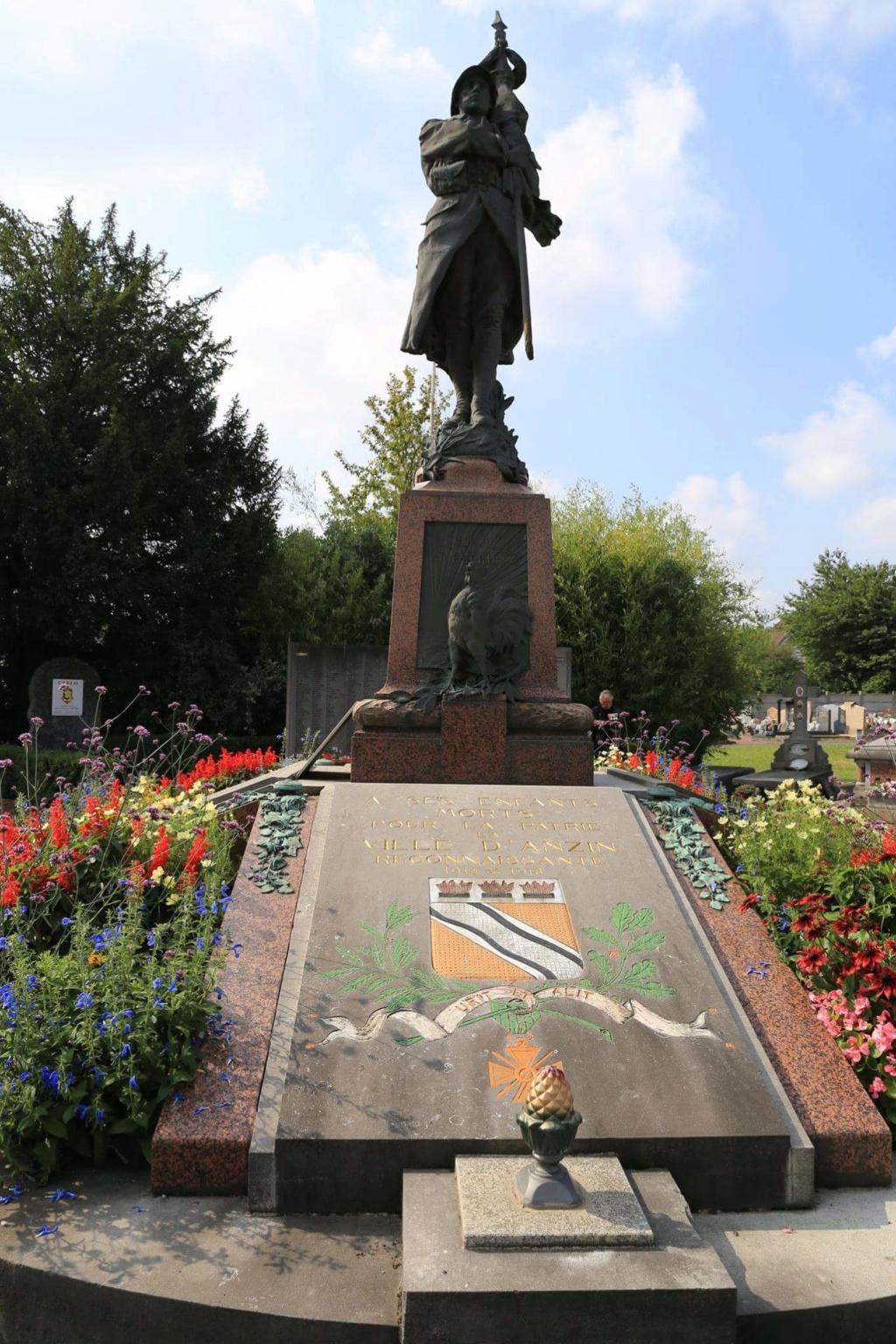[ Histoires et histoire ] Monuments aux morts originaux Français Tome 2 - Page 8 Anzin_11