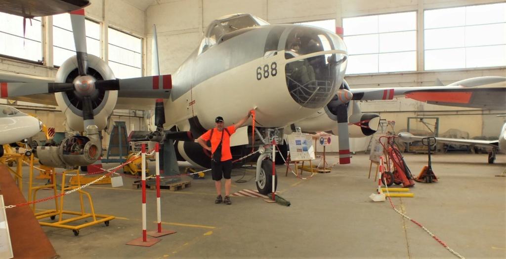 [ Les Musées en rapport avec la Marine ] Musée de l'Aeronautique Navale de Rochefort - Page 14 Dscf1113