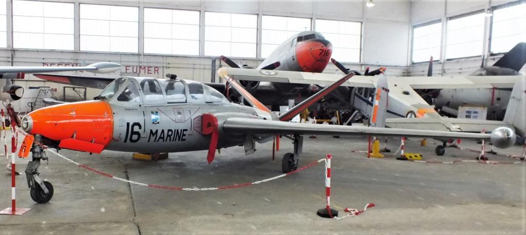 [ Les Musées en rapport avec la Marine ] Musée de l'Aeronautique Navale de Rochefort - Page 14 Dscf1114