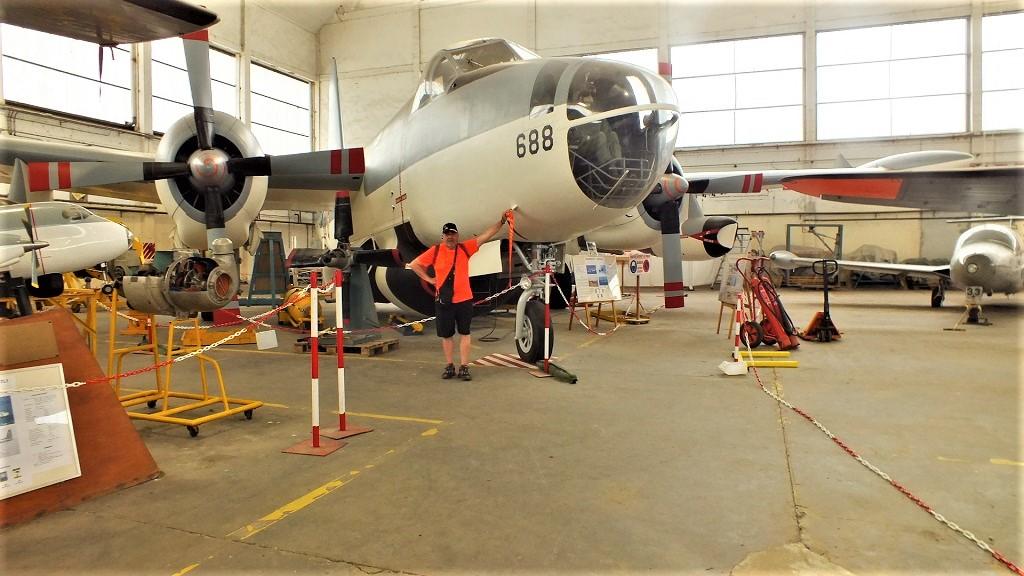 [ Les Musées en rapport avec la Marine ] Musée de l'Aeronautique Navale de Rochefort - Page 16 Dscf1220