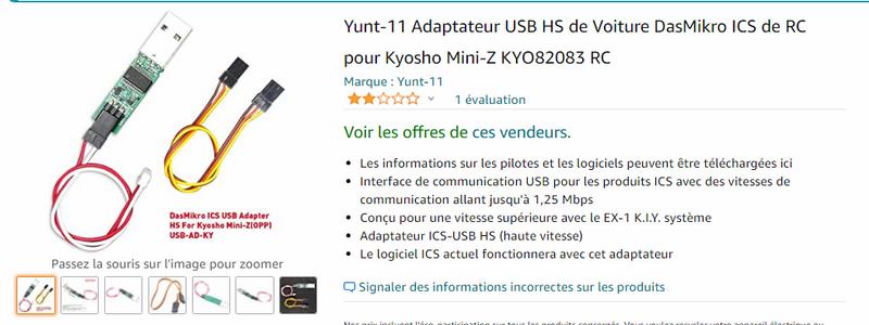 ICS Kyosho KYO 82083RC Screen18