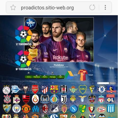Imagen se ve en distinta posición en los dispositivos PC y Móvil Captur10