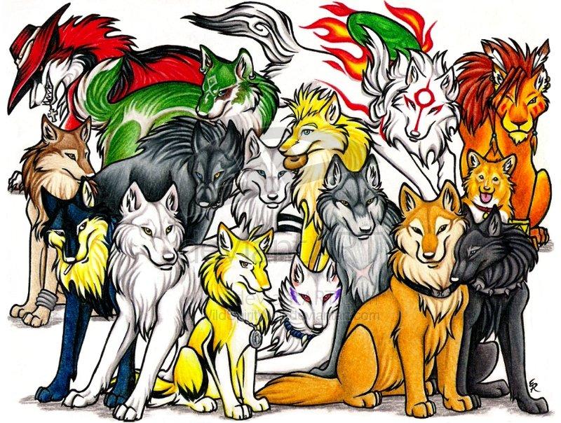 The Wolf Kingdoms