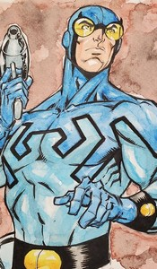 Ted Kord/Blue Beetle II