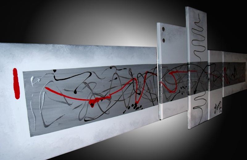 Artsiste peintre Tableaux grand format  Sympho10
