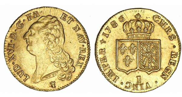 Louis XVI - Double louis d'or 1786 I (Limoges) Louis_10