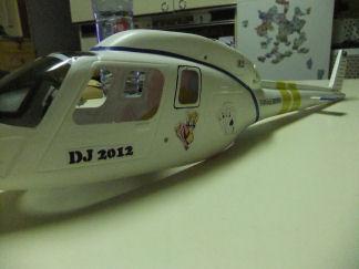 Le remplaçant est prêt pour le vol Dscf1722