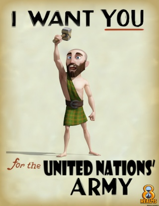 United Nations Alliance of 8Realms - Homepage Propag13