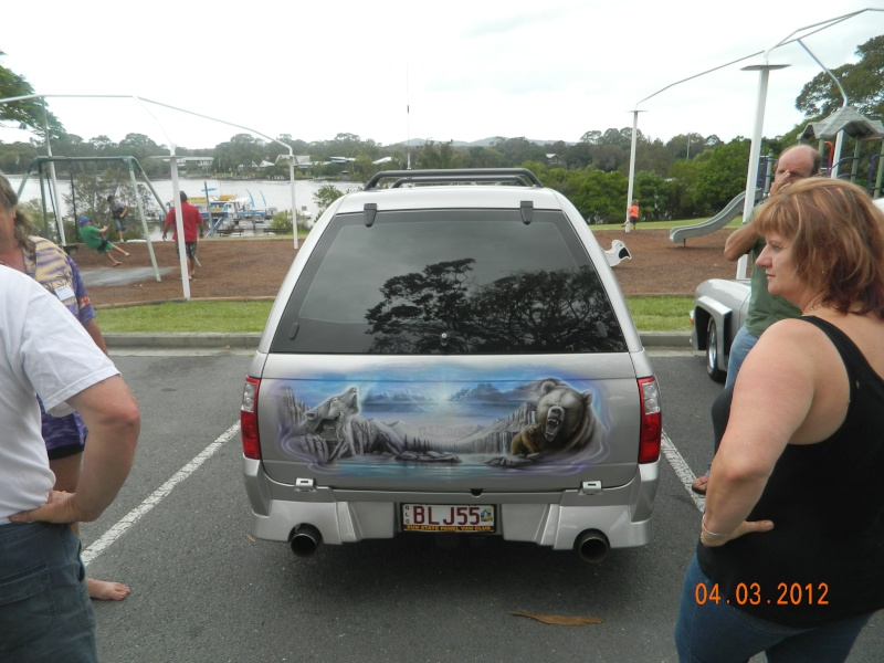 Majestic Vanners Australia, Sunshine Coast Run 4/3/12 Dscn2917