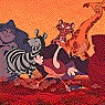 All the Puzzles in the Lion King Activity Center and their Thumbnails Xrpe0913