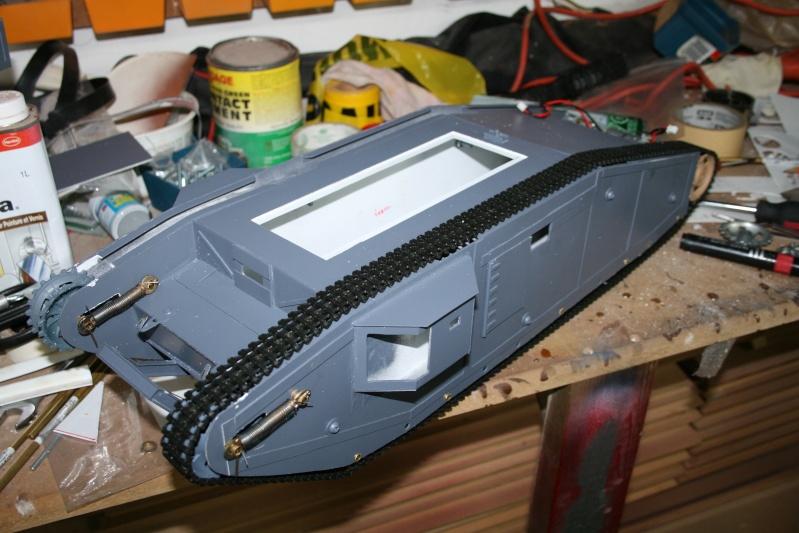 MK VII / Last Crusade WW1 Tank  - Page 2 Img_6717
