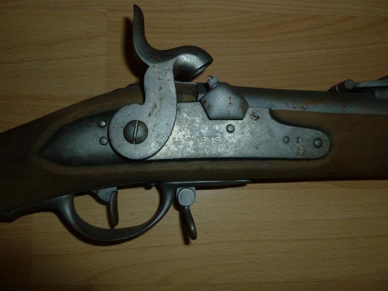 identification fusil amberg 311