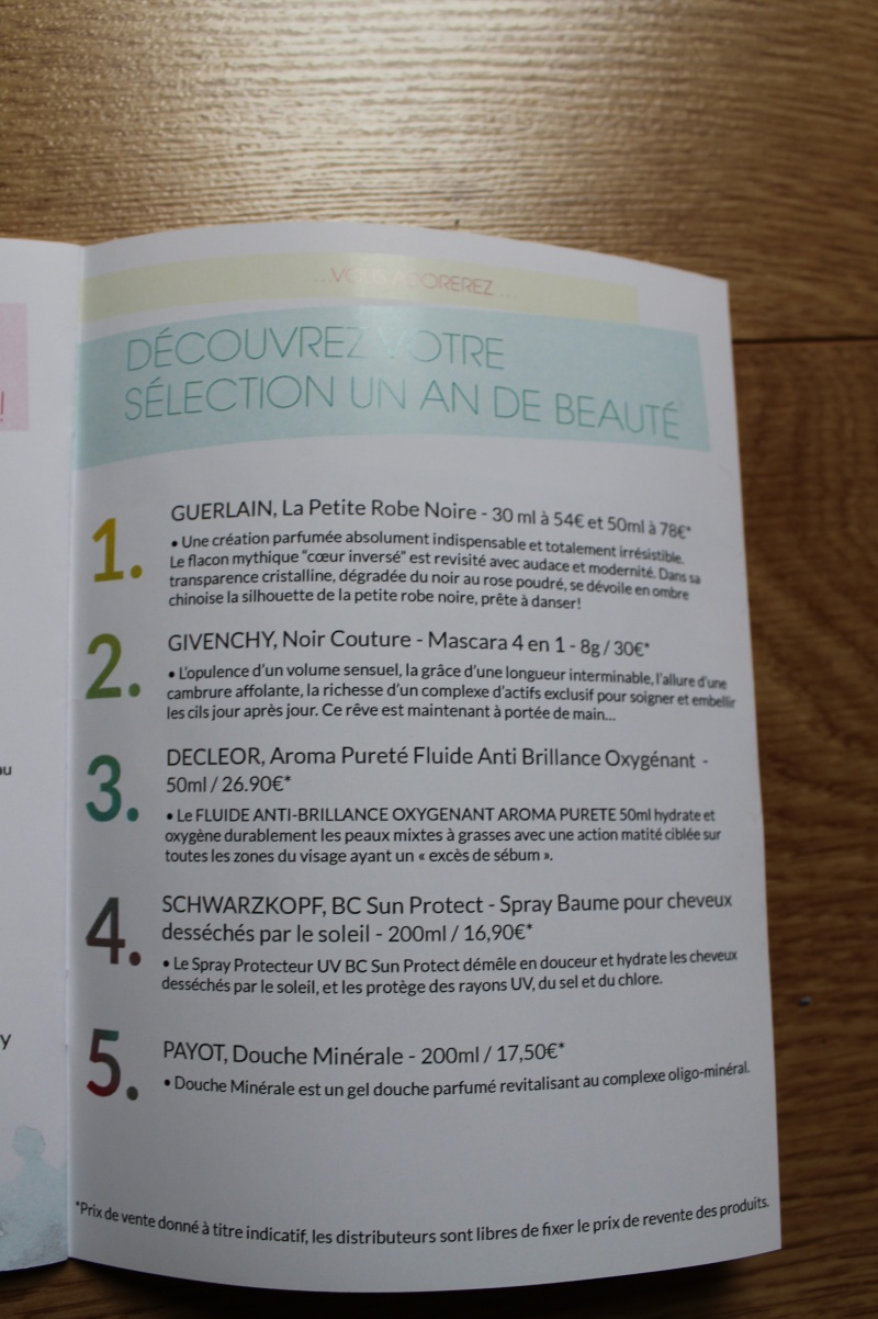 "[Juin 2012] Glossybox ""Un An De Beauté"" - Page 17 Img_9011"