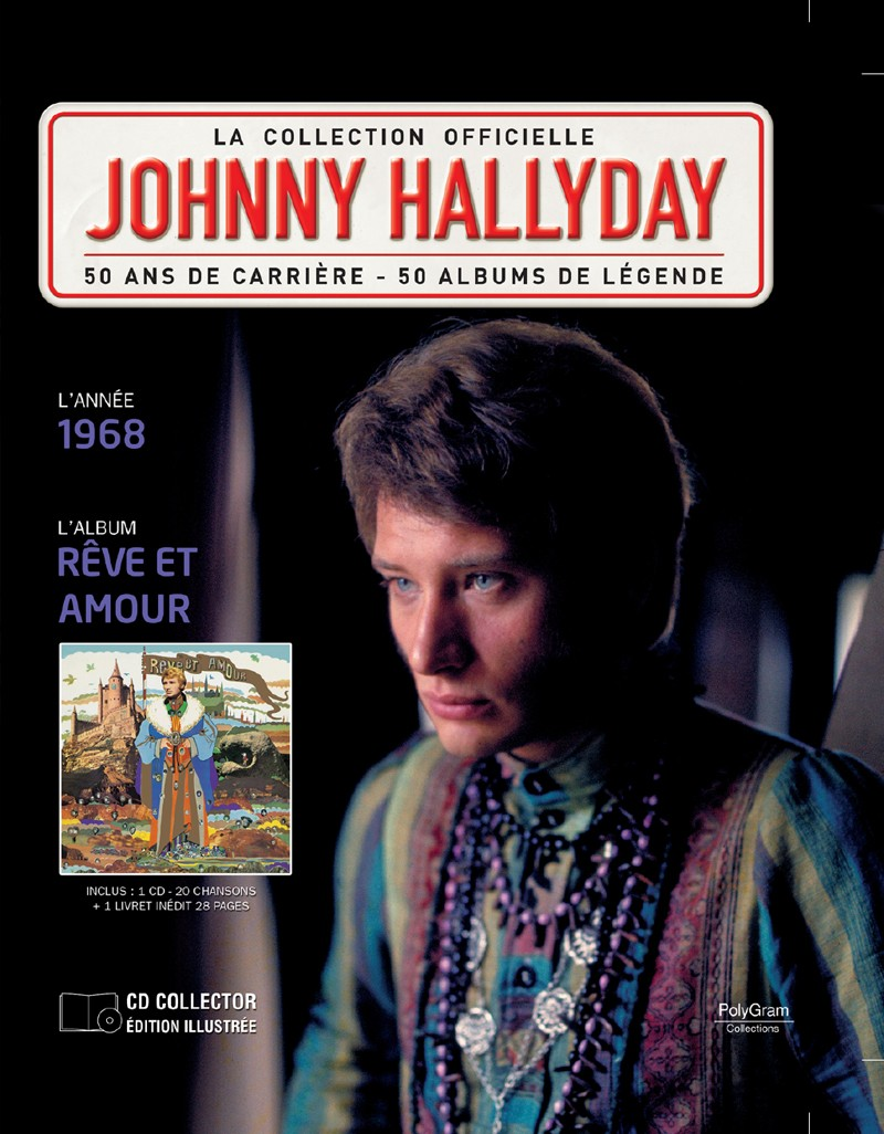 N° 37 1968 Rêve et amour Jhcoll30