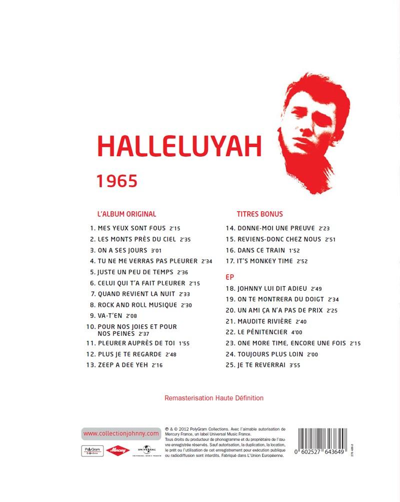 N° 38 1965 Halleluyah Jhcoll37