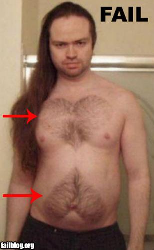 Fail pics - bad hair, stupid people, dumb pics Bad-ha12