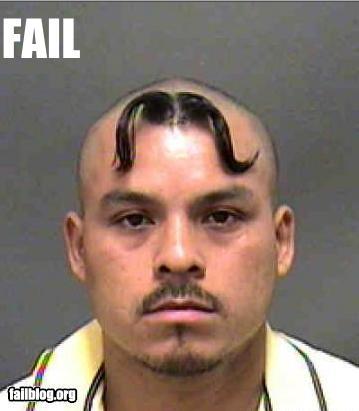 Fail pics - bad hair, stupid people, dumb pics The-wo10