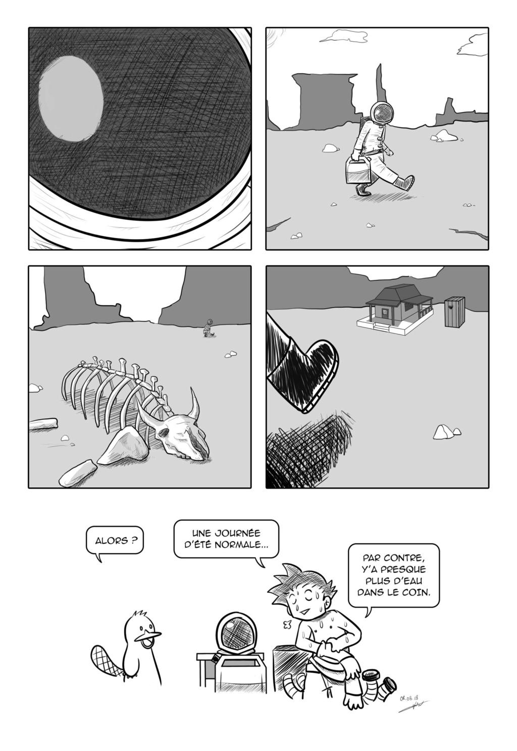 Le Kry de Munch Strip010