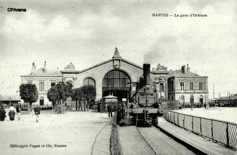 Gare de Nantes (PK 430,4) 119