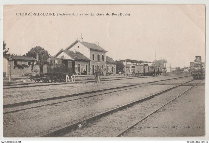 Gare de Port-Boulet (PK 281,7) 121
