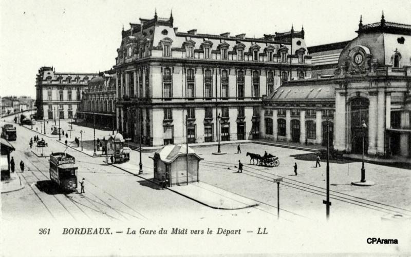 Gare de Bordeaux-Saint-Jean (PK 583,8) 128