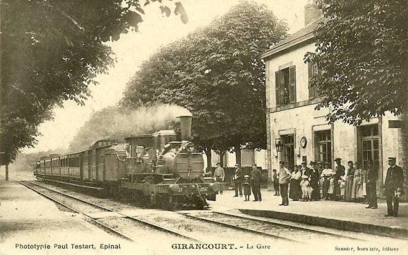 [88] Gares des Vosges 13114010