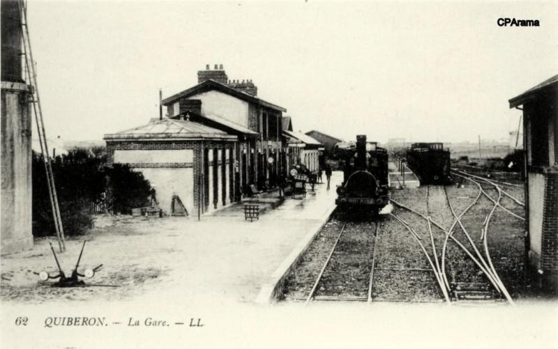 Gare de Quiberon (PK 612,1) 13673310