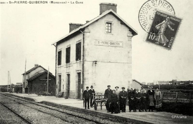 Gare de Saint-Pierre-Quiberon (PK 607,9) 13673311