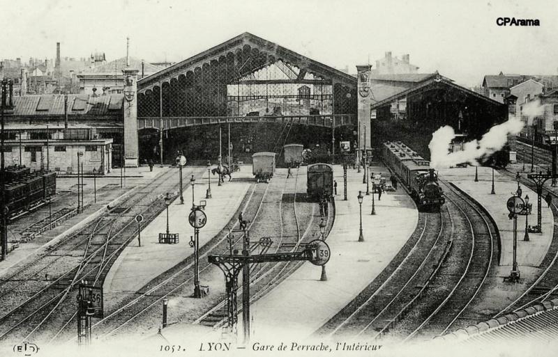 Gare de Lyon-Perrache (PK 510,9) 13676810