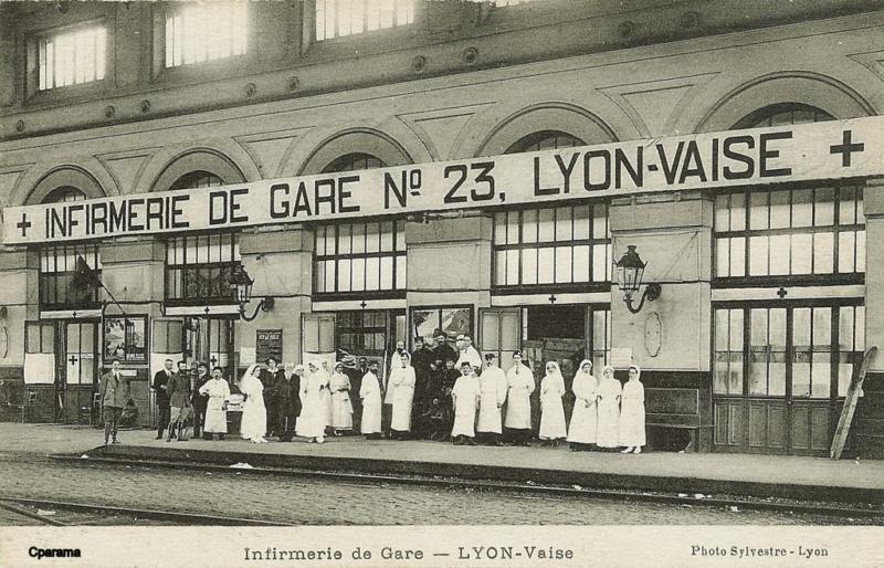 Gare de Lyon-Vaise (PK 506,3) 13676812
