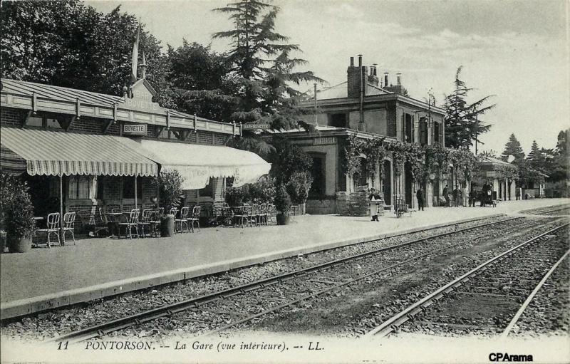 Gare de Pontorson - Mont-Saint-Michel (PK 115,8) 13685910