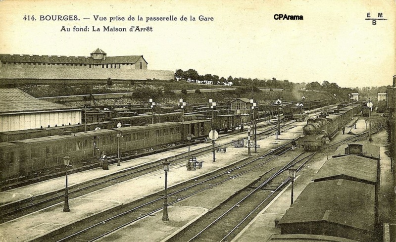 Gare de Bourges (PK 232,8) 13700711