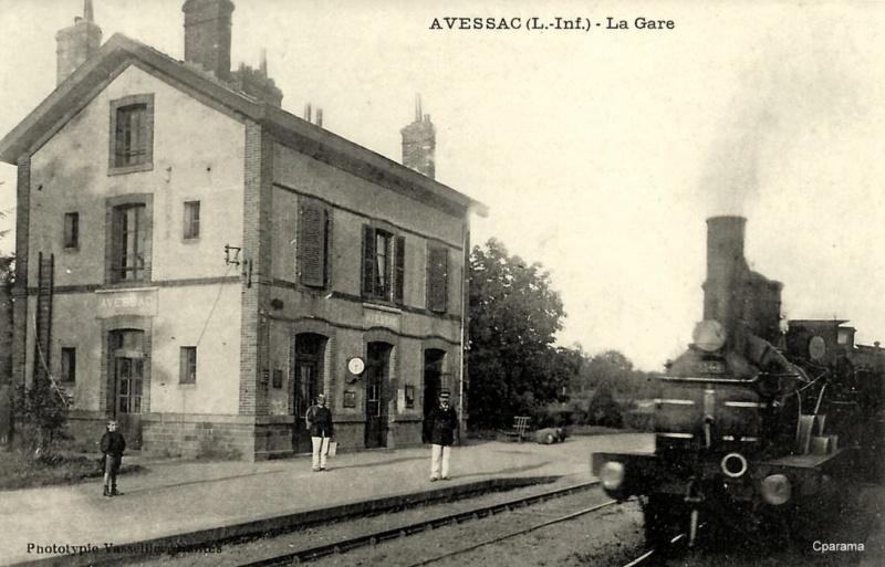 Gare d'Avessac (PK 436,9) 13804610