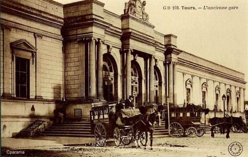 Gare de Tours (PK 235,6) 13851010