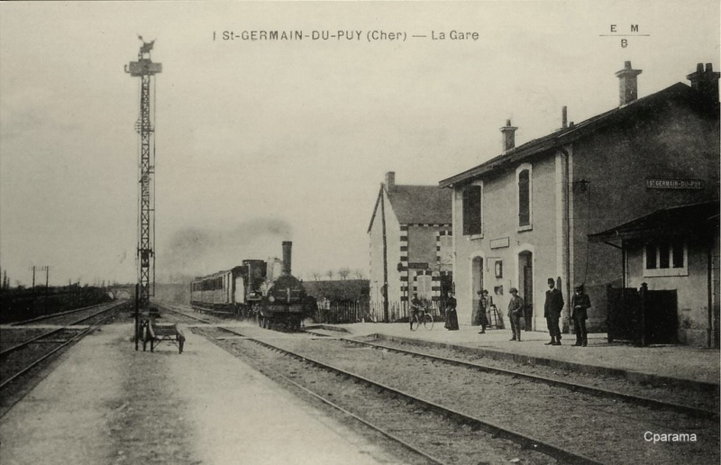 Gare de Saint-Germain-du-Puy (PK 239,7) 13870510