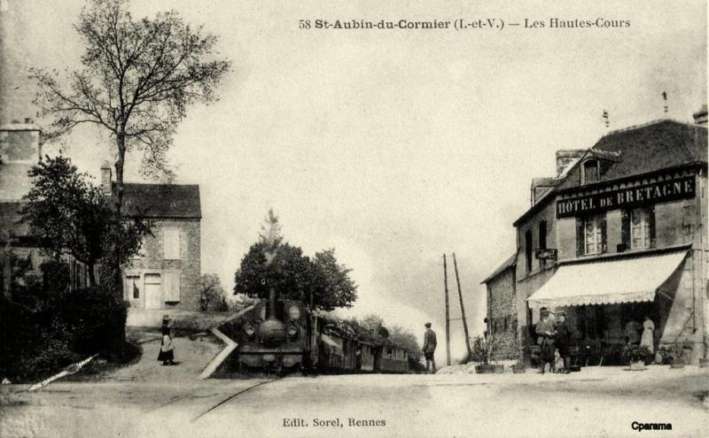 Tramways d'Ille-et-Vilaine (TIV) 13904810