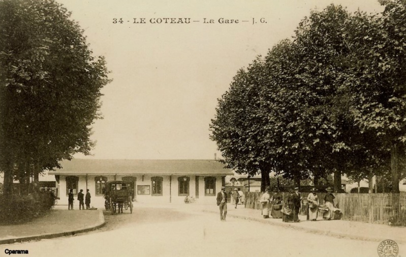 Gare du Coteau (PK 423,1) 13910710