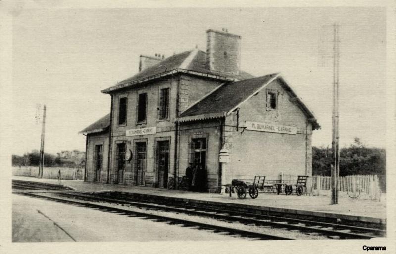 Gare de Plouharnel-Carnac (PK 598) 13933110