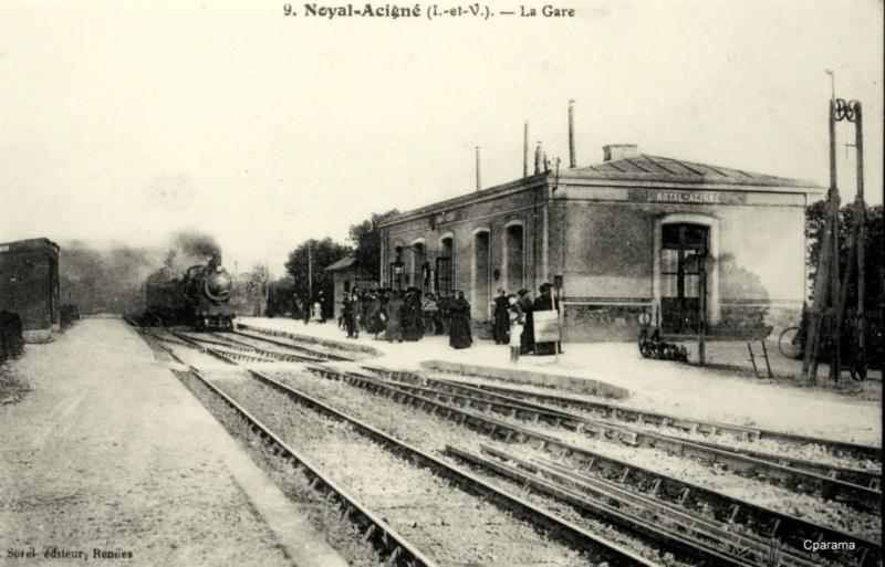 Gare de Noyal-Acigné (PK 362,2)  13934210
