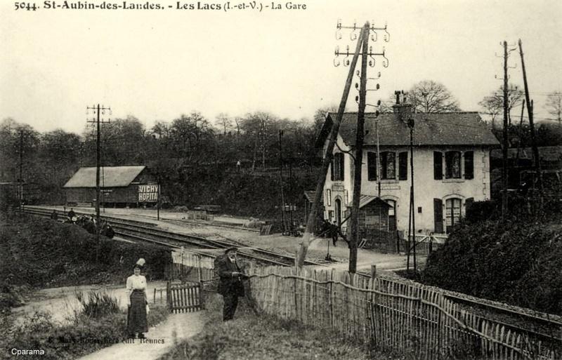 Halte des Lacs (PK 345,8) 13935011
