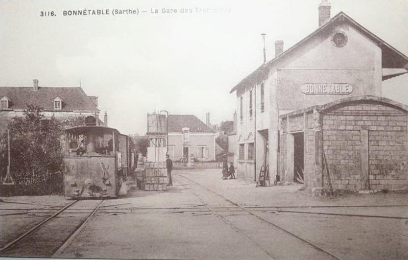 Tramways de la Sarthe - Page 2 1414410