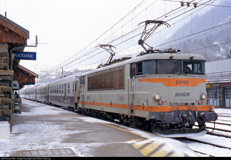 Locomotives BB 25151 à 25195 (BB Jacquemin) 142