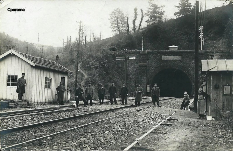 Tunnel des Sauvages (PK 454,2) 14214010