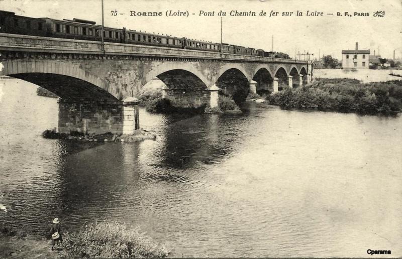 (Roanne) Viaduc de la Loire (PK 422,2) . 14259710