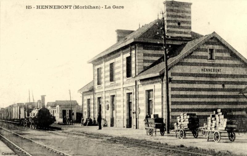[56] Gares du Morbihan 14290811