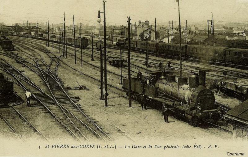Gare de Saint-Pierre-des-Corps (PK 308,5) - (PK 233) 14334010