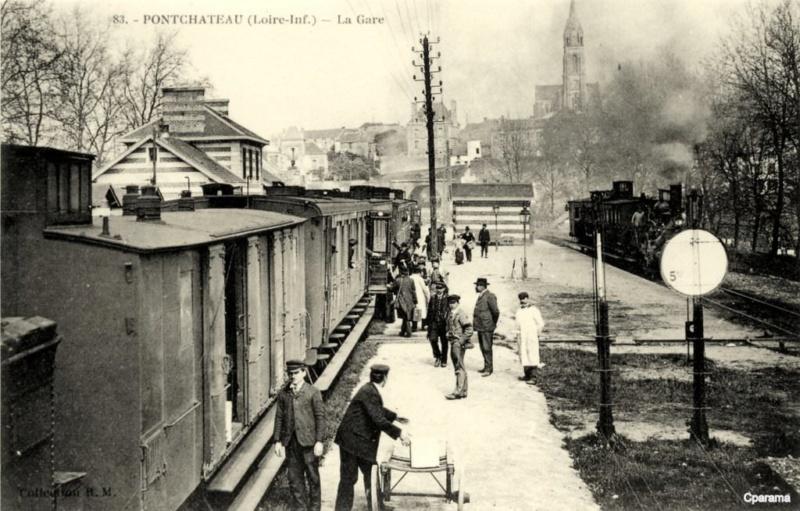 Gare de Pontchâteau (PK 483,6) 14340010