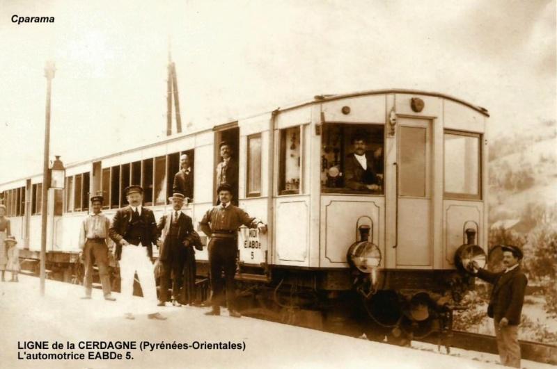 Ligne de Cerdagne (train jaune) 14416910