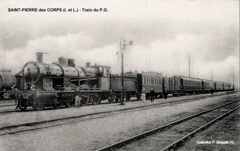 Gare de Saint-Pierre-des-Corps (PK 308,5) - (PK 233) 14672710